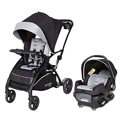 Baby Trend Sit N' Stand 5-in-1 Shopper Travel System