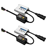 Ballast HID Xenon 55W HID Ballast H1 H3 H4 H7 H8 H9 H11 H10 9004 9005 9006 9007 Pack of 2