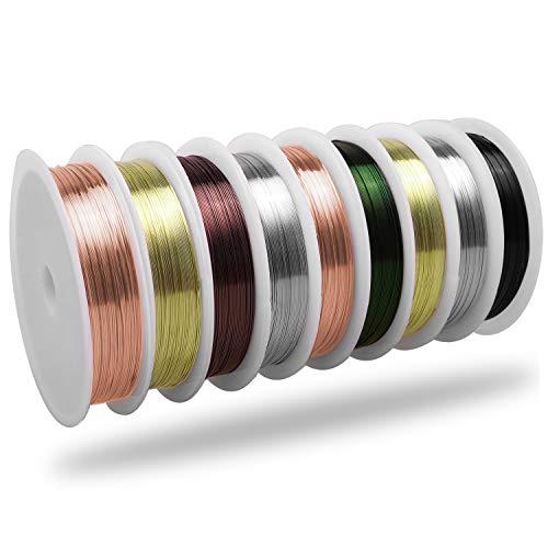 Jewelry Wire for Jewelry Making Jewelry Beading Wire for Jewelry Making Supplies...