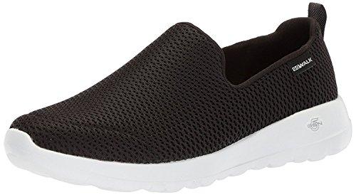 Skechers IR A Pie Zapatos para Mujer Joy Lite 7 UK/ 40 EU Negro/Blanco