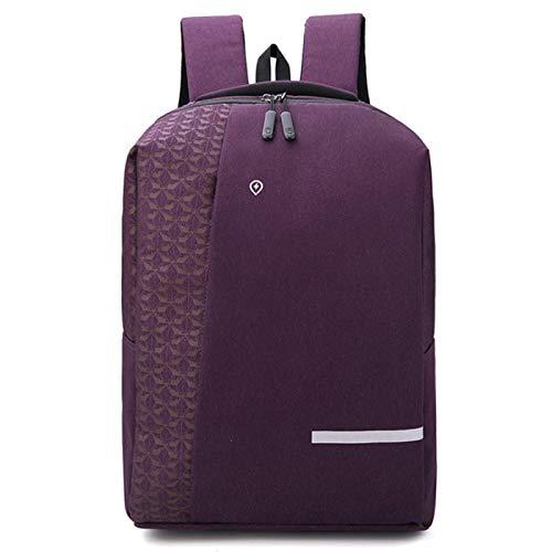 Anno Nueva mochila de negocios bolsa de ordenador de los hombres al aire libre multifuncional bolsa de viaje de gran capacidad Oxford tela mochila
