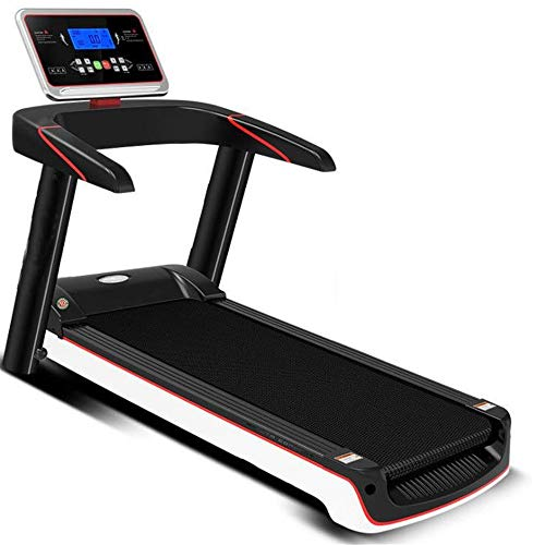 Tapis Roulant Pieghevole Tapis roulant Attrezzature Home Fitness Digitale Intelligente Multifunzionale Pieghevole Tapis roulant Perfetto per Fare Jogging (Color : Photo Color, Size : 121x140cm)