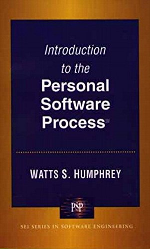 Introduction to the Personal Software Process(sm) (English Edition)