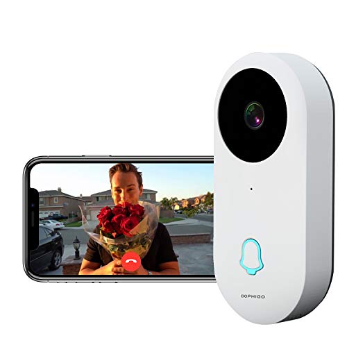 DophiGo Wi-Fi Enabled Smart Video Camera
