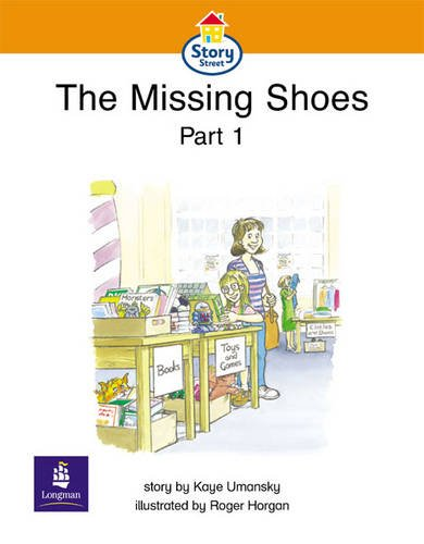 *LILA:SS:S4: THE MISSING SHOES PART 1 (LITERACY LAND)の詳細を見る