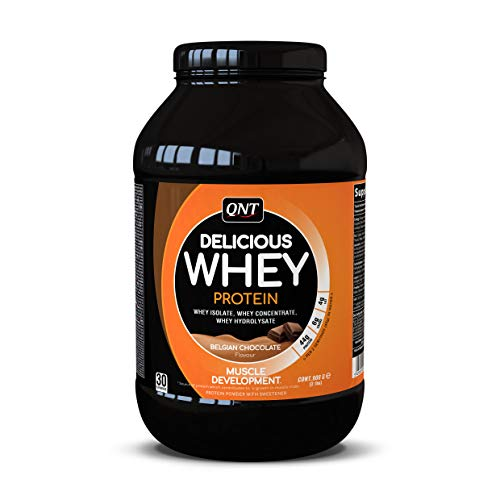 Qnt Delicious Whey Protein,