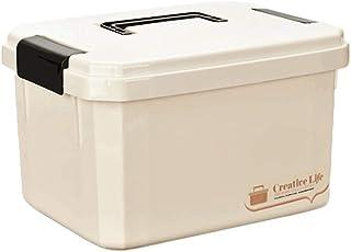 Household Medicine Box Multi-Layer Drug Storage Box Portable First Aid Box Multiple Size Optional Annacboy (Size : 24.5×18...