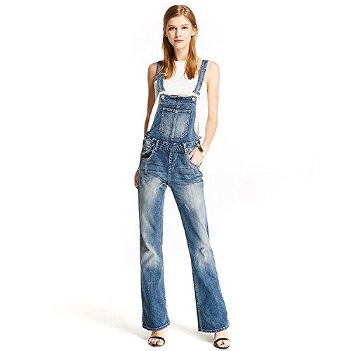 Donna Salopette boyfriend Jeans
