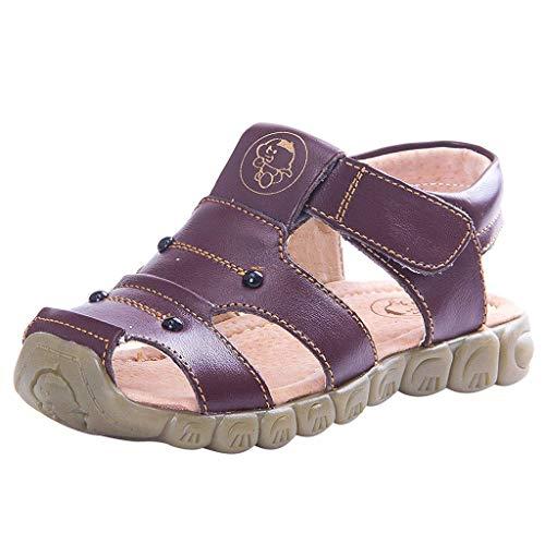 YWLINK Sandalias De NiñOs,Verano Sandalias Deportivas Zapatos Infantiles De Playa Antideslizantes,Fondo Blando Zapatillas De Correr Zapatos Casuales Zapatos Baotou