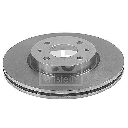 Preisvergleich Produktbild FEBI BILSTEIN 12133 Bremsscheibe Scheibenbremsen,  Bremsscheiben Vorne (x2)