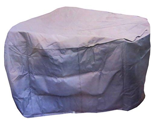 Bâche en polyester de qualité pour salon de jardin 320 x 93 couverture oxford 420D tissu solide