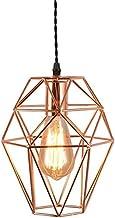 Mopoq Ceiling Lighting Chandelier Modern Minimalist Rose Gold Single Head Pendant Light Ceiling Lighting Restaurant Living...