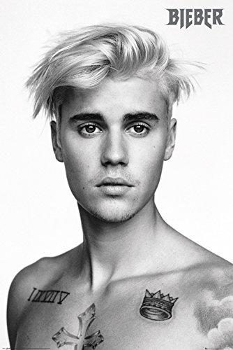 GB Eye Ltd Justin Bieber, doel Tour Pin Up, Maxi Poster, 61 x 91,5 cm, verschillende