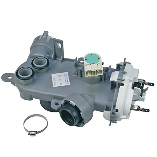 Bosch Siemens 498623 00498623 ORIGINAL Durchlauferhitzer Heizung Durchflussheizung Heizelement 2200W Spülmaschine Geschirrspüler