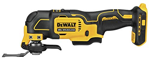 Find Discount DEWALT DCS354B ATOMIC 20V Max Brushless Cordless Oscillating Multi-Tool (tool only)