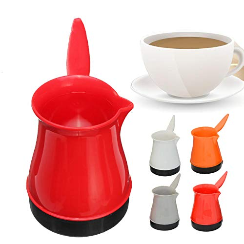 Zhjymz1018 500W Menage portátil Cafetera Cafetera eléctrica Turco Cafetera Pot Kettle