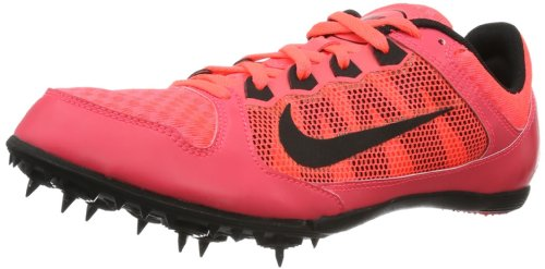 Nike Track & Field Shoes, Red (Atomic Red/Black), 10.5 UK