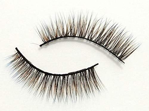 False Eyelashes Alternative dealer 20 Pairs Lot Natural Fake 3D Thick online shop Eyelash