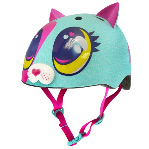 Raskullz Kitty Cat Toddler 3+ and Child 5+ Helmets