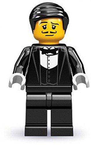 LEGO MINI-FIGURES - SERIES 9 - WAITER