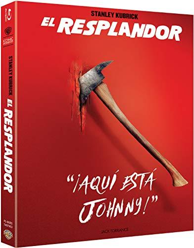 El Resplandor Blu-Ray- Iconic [Blu-ray]