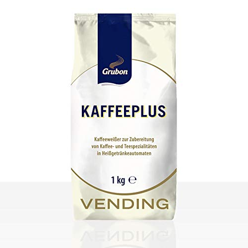 Grubon Kaffeeweisser Kaffeeplus (Ehem. KW 20) 1KG, Instant weißer