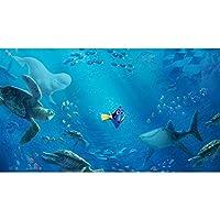 フィットネスバイク 300,500,1000,1500個のピースパズルおもちゃ、有名な漫画アニメーション - 水中動物シリーズパズル、大人の教育ゲームおもちゃ、子供家族ジグソーパズルの贈り物のための脳挑戦パズル (Color : 1500PCS)