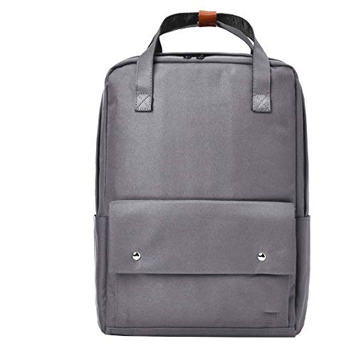 Laptop backpack, vintage rucksack campus bag outdoor leisure suitable for 15.6 in laptop-11