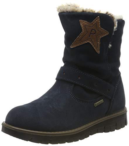 PRIMIGI Baby Mädchen PRO Gore-TEX 43790 Stiefel, Blau (Navy 4379000), 28 EU