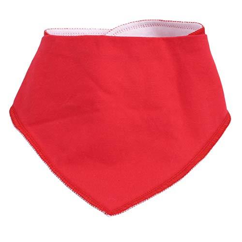 BCDZZ Toalla de saliva de algodón absorbente para bebé, triángulo de alimentación de doble capa, toalla de saliva para recién nacidos, para niños recién nacidos, estilo 5