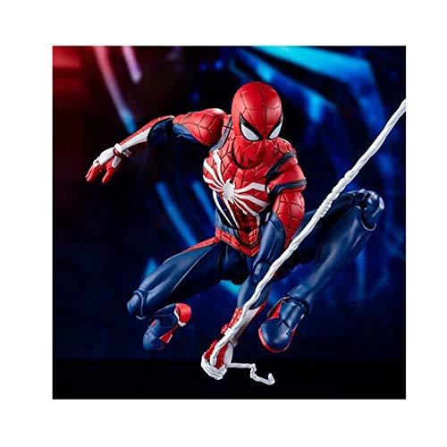 YEMAO Figura de acción de Spiderman de 6 Pulgadas, Modelo de articulación...