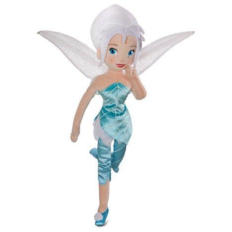 Disney - Frostfee Periwinkle Plüsch - 41cm gross - aus den Tinkerbell Filmen