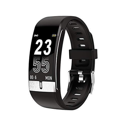 ZDY Fitness Armband mit Blutdruckmessung, Smartwatch Fitness Tracker Aktivitätstracker mit Pulsmesser Wasserdicht IP68 Fitness Uhr Blutdruck Messgeräte Pulsuhr Schrittzähler Uhr für Damen Herren