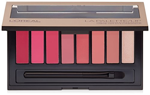 L'Oreal Paris Colour Riche La Palette Lip, Pink 0.14 oz $6.48(54% Off)