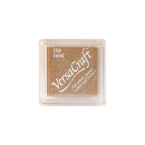 Versacraft Ink vks-152Stamp Fabric Small Cube 25x 25mm, Sand