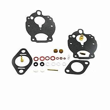 CQYD New Carburetor Rebuild Carb Repair Kit For Zenith 267 Farmall Deere Allis Ford