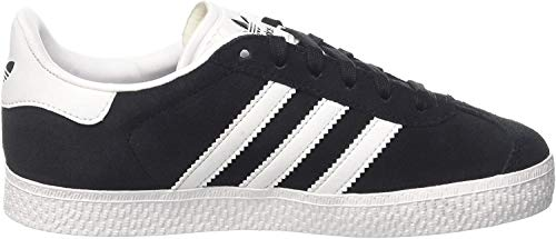 Adidas Gazelle buty do fitnessu dla dzieci, uniseks, czarny - Schwarz Negbas Ftwbla Dormet 000-33.5 EU