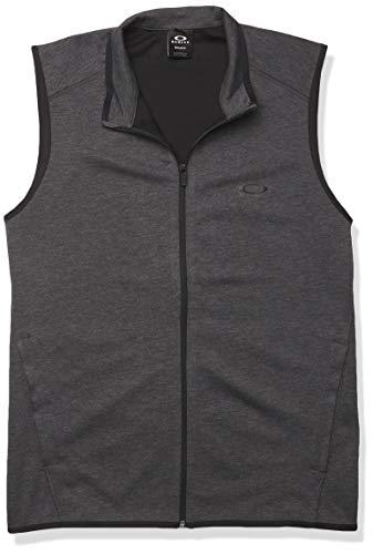 Oakley Men's Range Vest 2.0, Dark Grey Heather, M