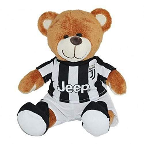 Sportbear JUVE Juventus calcio ORSETTO con maglia (H 24CM)