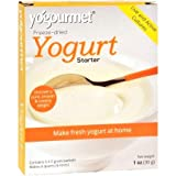 Best Yogurt Starters - Yogourmet Freeze Dried Yogurt Starter - 1 oz Review