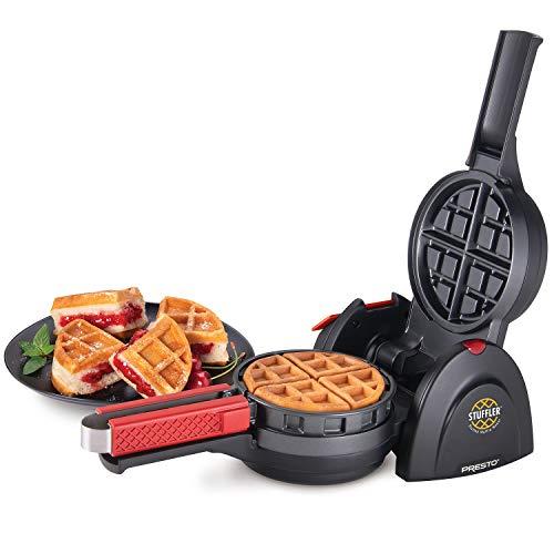 Presto 03512 Stuffler Stuffed Waffle Maker,...