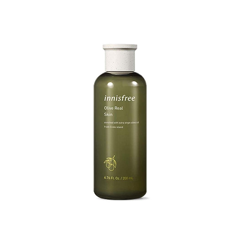 八百屋さん代わって効能あるNEW[イニスフリー] Innisfree オリーブ リアル スキンEX (200ml) Innisfree Olive Real Skin EX(200ml) [海外直送品]