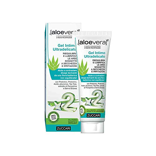 aloevera2 gel intime ultradélicate 80 ml