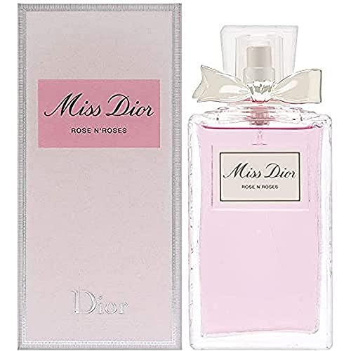 Dior Miss Dior Rose N'Roses femme/woman Eau de Toilette, 100ml