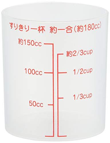 エンテック No.618A 米カップ ポリプロピレン 618A