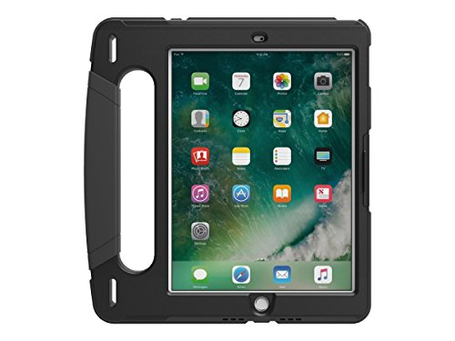 "iPad 9.7"" 2017 Case - Ultimate Protection, Drop & Shock Proof, Dust and Dirt Resistant - Black, Kraken Industria Series"