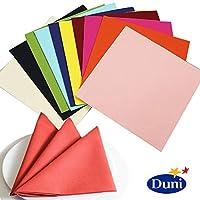 業務用 紙ナプキン DUNI デュニソフトナプキン 40×40cm カラー 720枚 ミントブルー