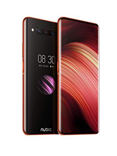 ZTE Nubia Z20 Dual Screen 6.42' 128 GB RAM (solo GSM, no CDMA) fabbrica sbloccato nessuna garanzia - Versione internazionale (rosso)