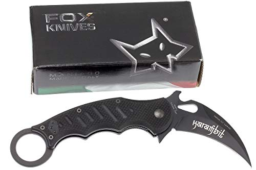 Fox 479 G10 Emerson Wave Karambit