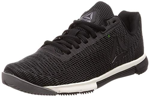 Reebok Speed TR Flexweave, Zapatillas de Deporte para Mujer, Multicolor (Shark/Black/Chalk 000), 40.5 EU